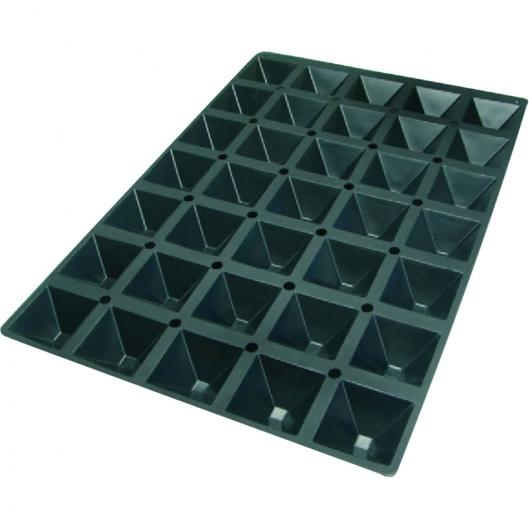 Forma do wypieków piramida 600x400 mm