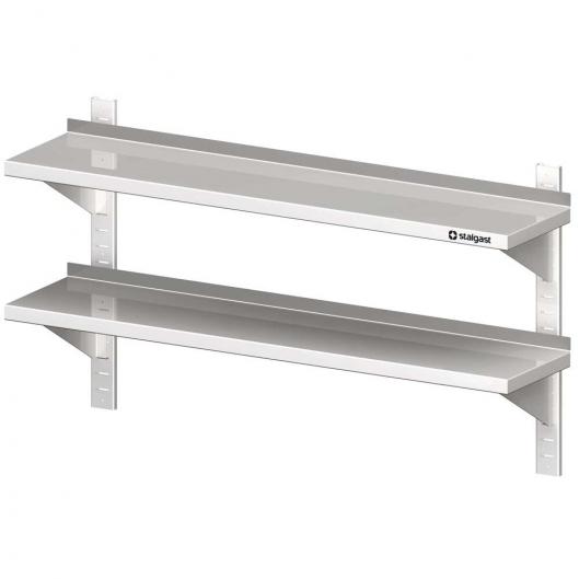 Półka wisząca, przestawna,podwójna 1200x400x660 mm