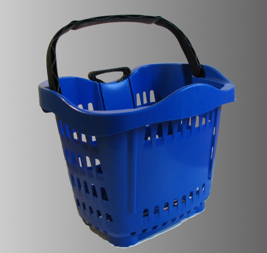 Koszyk samoobsługowy 43l