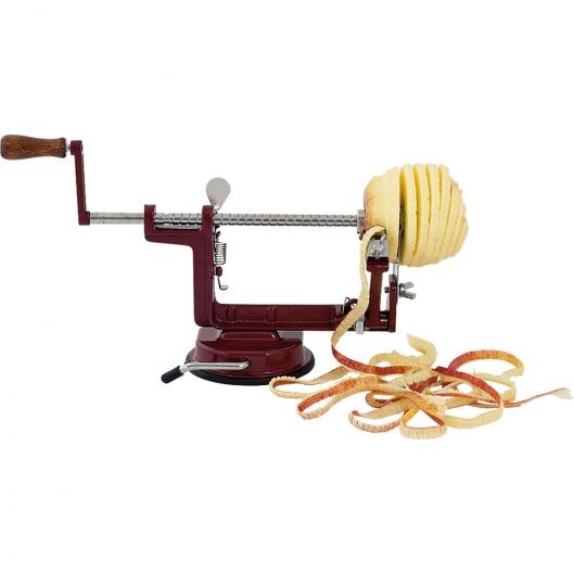 Urządzenie do obierania i krojenia jabłek