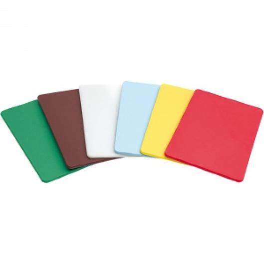 Deska do krojenia 450x300 mm czerwona
