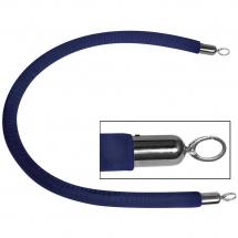 Sznur do słupka hotelowego niebieski 1500 mm - Centrum Wyposażenia Sklepów