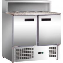 Stół chłodniczy do pizzy 2 drzwiowy - Centrum Wyposażenia Sklepów