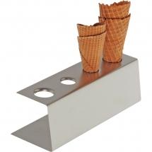 Podstawka na wafle do lodów - Centrum Wyposażenia Sklepów