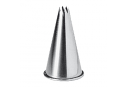 Końcówka stalowa gwiazdka 2 mm