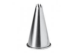 Końcówka stalowa gwiazdka 15 mm