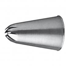 Końcówka stalowa róża 6 mm - Centrum Wyposażenia Sklepów
