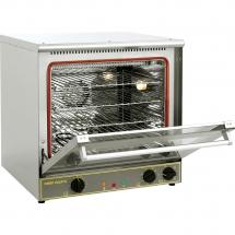 Piecyk konwekcyjny z systemem total quartz 3 kw,  460x340 mm - Centrum Wyposażenia Sklepów