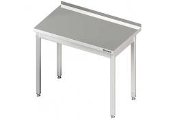 Stół przyścienny bez półki 600x700x850 mm skręcany