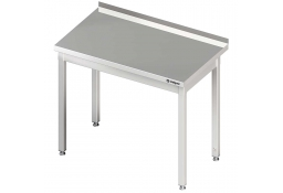 Stół przyścienny bez półki 1000x700x850 mm skręcany