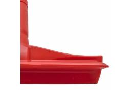 Ściągaczka do wody z blatów 270x37x205 mm czerwona