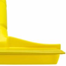 Ściągaczka do wody z blatów 270x37x205 mm żółta