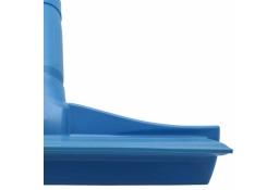 Ściągaczka do wody z blatów 270x37x205 mm niebieska