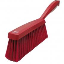 Zmiotka 340x45x65 mm, włos 45 mm czerwona