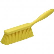 Zmiotka 340x45x65 mm, włos 45 mm żółta