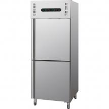 Szafa chłodniczo mroźnicza 300l+300l, gn 2/1 - Centrum Wyposażenia Sklepów