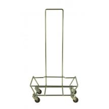 Wózek pod koszyki z raczką - Centrum Wyposażenia Sklepów