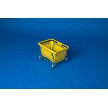 Wózek pod koszyki - Centrum Wyposażenia Sklepów