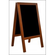 Tablice kredowe drewniane - Centrum Wyposażenia Sklepów