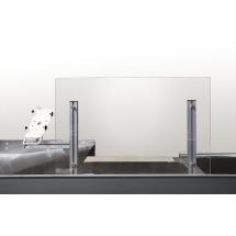 Boks kasowy Kolecki - - wyposażenie dodatkowe - Centrum Wyposażenia Sklepów