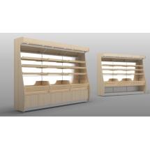 Regał piekarniczy SCH - Centrum Wyposażenia Sklepów
