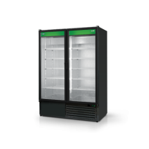 Szafa chłodnicza ECOline SCH-S dwudrzwiowa - Centrum Wyposażenia Sklepów