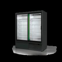 Szafa chłodnicza ECOline SCH-SR dwudrzwiowa - Centrum Wyposażenia Sklepów