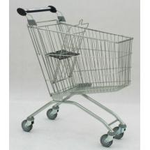Wózek sklepowy MEC 101 S - Centrum Wyposażenia Sklepów