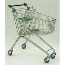 Wózek sklepowy Avant 75R - Centrum Wyposażenia Sklepów