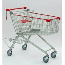 Wózek sklepowy Avant 130P - Centrum Wyposażenia Sklepów