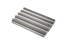 Blacha do bagietek aluminiowa 5 rowków