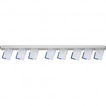 Listwa do bonowania l 1200 mm aluminium - Centrum Wyposażenia Sklepów
