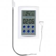 Termometr elektroniczny z sondą rt 910 - Centrum Wyposażenia Sklepów