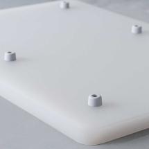 Deska do krojenia 440x290 mm z nóżkami - Centrum Wyposażenia Sklepów