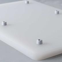 Deska do krojenia 500x340 mm z nóżkami - Centrum Wyposażenia Sklepów